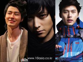 Ba diễn viên Hàn Quốc được săn đón nhất khi giải ngũ