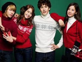 Những ca khúc mừng Giáng sinh 'hoành tráng' nhất của K-Pop
