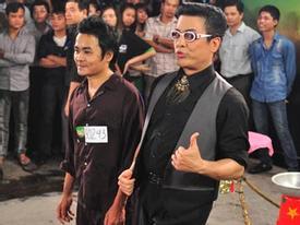 Thanh Bạch phối hợp cùng giám khảo 'chống nhạt' Vietnam's Got Talent
