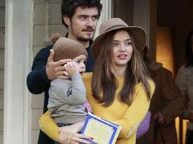 Gia đình bé Flynn sành điệu trên phố