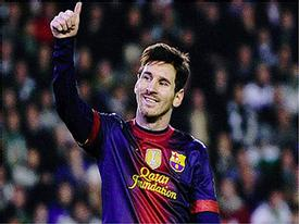 Vì Barca, Messi từ chối 90 triệu euro