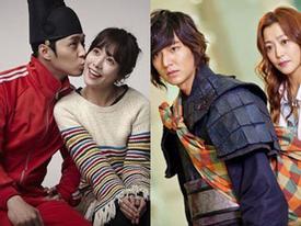 Cặp đôi 'vượt thời gian' đẹp nhất màn ảnh Hàn