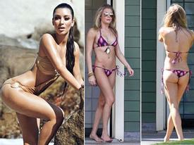 10 mỹ nhân diện bikini đẹp mê hồn nhất năm 2012