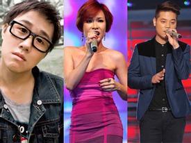 Uyên Linh hợp sức Trung Quân 'đấu' 2 hotboy The Voice, Sao mai điểm hẹn