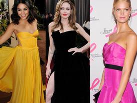 Sao và những phong cách thời trang yêu thích nhất năm 2012