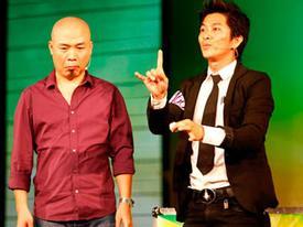 Lần đầu tiên Huy Tuấn bị thí sinh Got Talent lừa ngoạn mục
