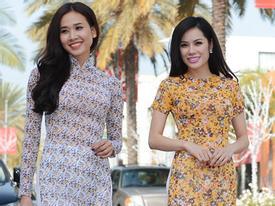 Victoria Phương Nguyễn cùng Dương Mỹ Linh tỏa sắc trên đất Mỹ