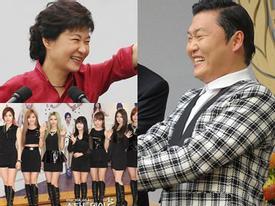 Top 3 nhân vật HOT nhất Hàn Quốc năm 2012