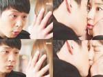 Thêm một nụ hôn cháy bỏng của Yoochun và Yoon Eun Hye