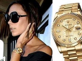 Soi đồng hồ hàng hiệu của Sao Hollywood