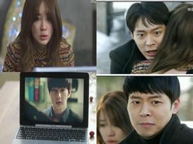Yoo Seung Ho 'giá họa tội giết người' cho Yoon Eun Hye