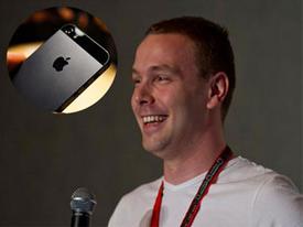 Hacker nổi tiếng pod2g chê iPhone 5 'nhạt nhẽo'