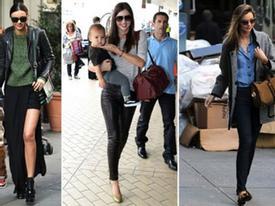 12 bà mẹ thời trang sành điệu nhất năm qua