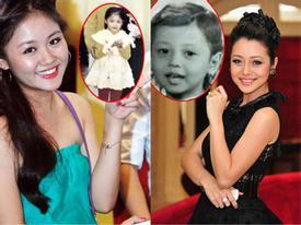 Kiều nữ Việt xinh đẹp từ bé