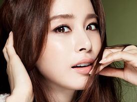 Ngắm Kim Tae Hee đẹp hút hồn đến từng centimet