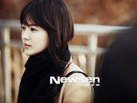 Song Hye Kyo nhìn nghiêng vẫn đẹp hút hồn