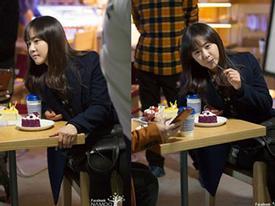 Muôn vàn vẻ mặt đáng yêu của Moon Geun Young