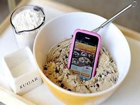 iPhone sắp biết ngửi và nếm thức ăn