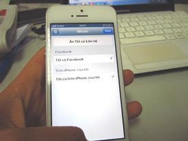 Giới trẻ thể hiện đẳng cấp bằng cách thuê iPhone 5...vài tiếng