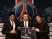 David Beckham chính thức gia nhập PSG