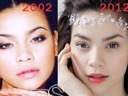 Sao Việt 10 năm ngày ấy và bây giờ