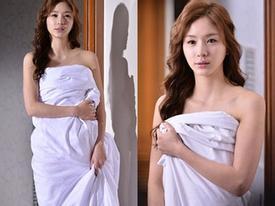 Lộ ảnh gợi cảm của kiều nữ Hàn