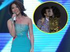 Mỹ Tâm liên tục hát sai lời sau nụ hôn với Ya Suy