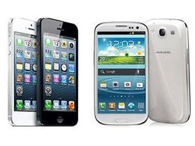 Apple làm vua smartphone lần đầu tại Mỹ