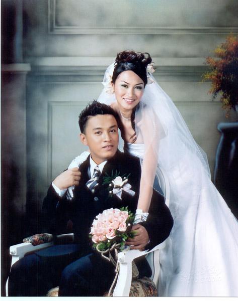 Lam Trường và Ngô Ý An đã từng rất hạnh phúc bên nhau