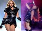 Beyonce bị chỉ trích vì biểu diễn trang phục 'bốc lửa'