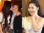 'Công chúa' Hương Tràm xinh xắn hôn mẹ đầy hạnh phúc