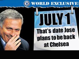 Rộ tin Mourinho đạt được thỏa thuận về lại Chelsea