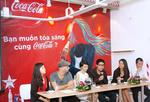 Danh hiệu Gương mặt đại diện Coca-Cola làm điên đảo giới trẻ