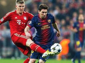 """""""Messi là hậu vệ xuất sắc nhất thế giới"""""""
