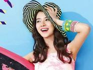 Đón hè rực rỡ như Song Ji Hyo