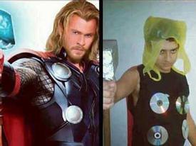 Thần Thor cũng có hàng