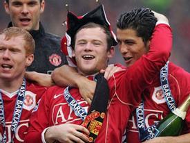 Rooney tái hợp Ronaldo trong màu áo... Real