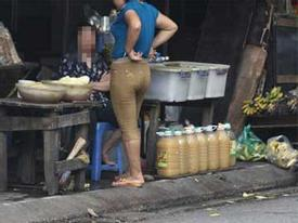 Cung đường mỡ thối chui vào bàn ăn ở Hà Nội