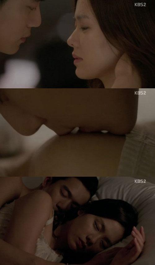 2 cảnh quay hút mắt của người đẹp Son Ye Jin