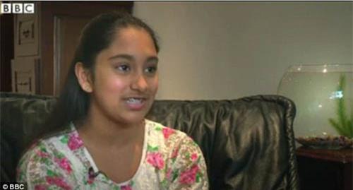 Cô bé 13 tuổi có IQ cao hơn thiên tài Stephen Hawking