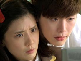 Lee Bo Young ngượng ngùng bên 'trai trẻ'
