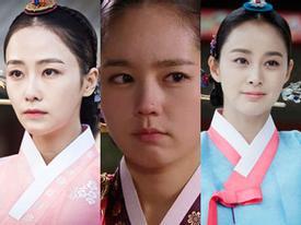 Những hoàng hậu xinh như mộng trên màn ảnh Hàn
