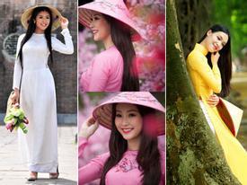 Mỹ nhân Việt nào duyên dáng nhất với áo dài nón lá?