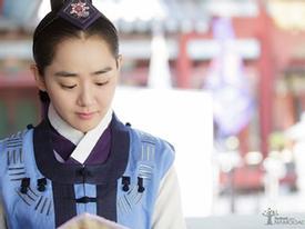 Ngắm Moon Geun Young trong tạo hình 'Nữ thần lửa'