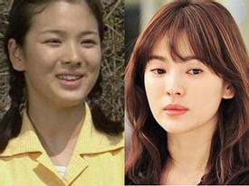 Ngắm Song Hye Kyo từ cô nàng mũm mĩm đến 'nữ thần'