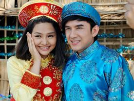 Những cặp ca sĩ khuấy động làng phim Việt