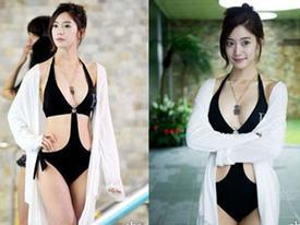 Người đẹp sexy xứ Hàn sẽ nude nếu phim ăn khách