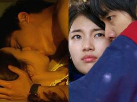 Cảnh quay 'động chạm thân thể' của các kiều nữ Hàn