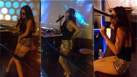 """Angela Phương Trinh - """"Nữ hoàng"""" quán bar? - 5"""