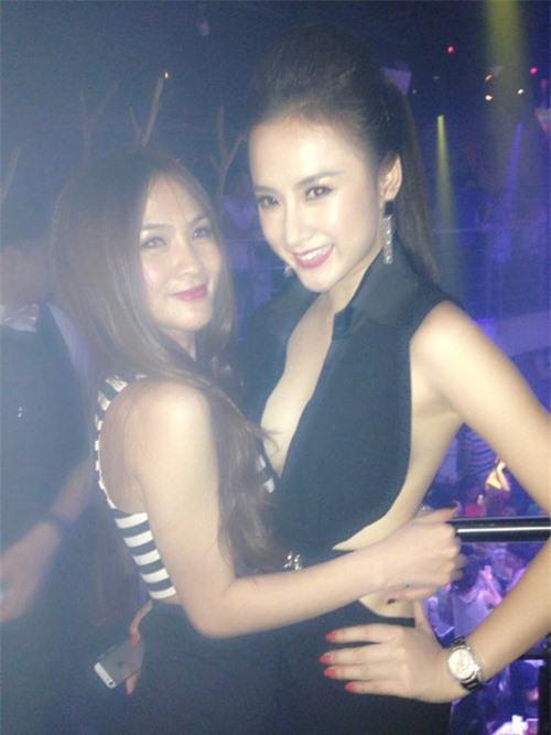 """Angela Phương Trinh - """"Nữ hoàng"""" quán bar? - 7"""